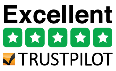 Trustpilot Excellent review badge for Hot Tub Hire Birmingham